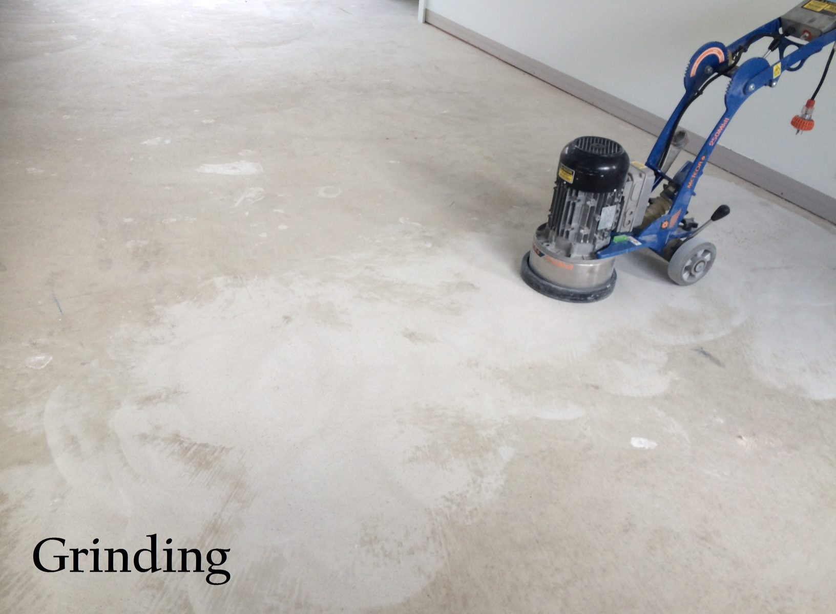 Floor Grinding and Levelling